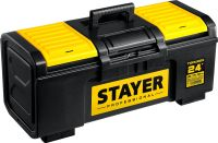Ящик для инструмента TOOLBOX-24 пластиковый STAYER Professional 38167-24