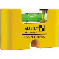 Уровень тип Pocket Electric 70 мм STABILA 17775