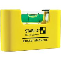 Уровень тип Pocket Magnetic 67 мм STABILA 17774