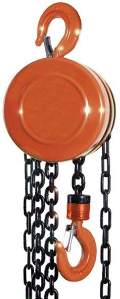 Таль цепная ручная 2.5 м 1 т FIT 64661 : цена, описание, характеристики в интернет-магазине Инструментомания